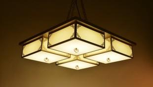 中式灯具品牌推荐