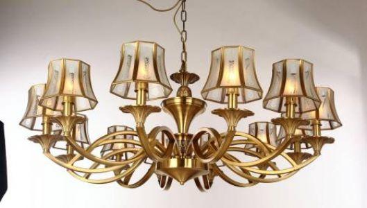 四步判断欧式全铜灯美式全铜灯的质量优劣
