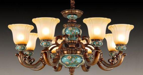 树脂灯具性能怎么样?结实耐用吗?时间长了会不会变色难看?